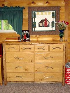 Arthur 10 Drawer Dresser