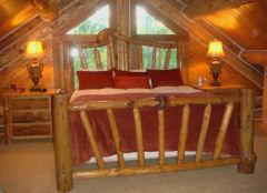 Noonan Master Bed