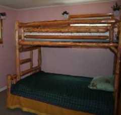 Grossman Custom Up North Bunk Bed
