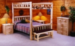 Cottage Series Canopy Deluxe Suite